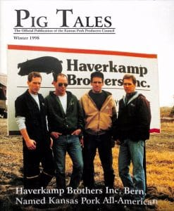 Cover of Pigtales Magazine Issue 1