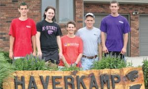 Technology Developments help Advance Family Farm Photo
